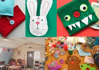 Family Half Term Crafts