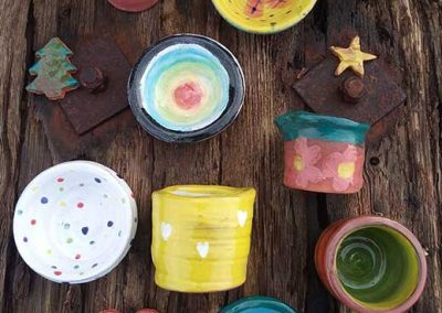 Family Pottery with Sally Turner