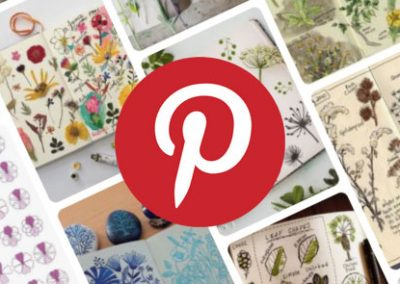 We're now on Pinterest