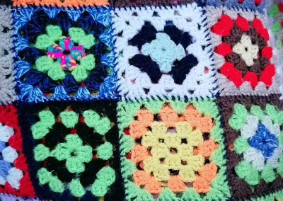Make & Create Tuesdays – Crochet Granny Squares