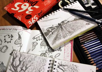 Sketchbook Social: Wildlife (Online)