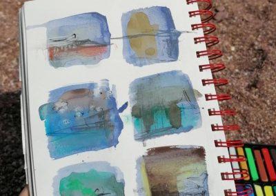 Sketchbook Social: Sea & Coastline