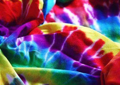 Tie-Dye Bags & T-shirts